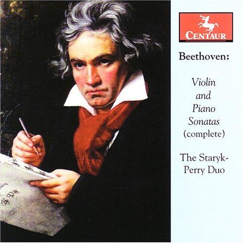 Violin & Piano Sonatas - Staryk / Perry - Musik - CENTAUR - 0044747280325 - 21/3-2012