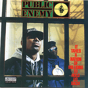 It Takes a Nation - Public Enemy - Musik - RAP/HIP HOP - 0731454242325 - April 3, 2000