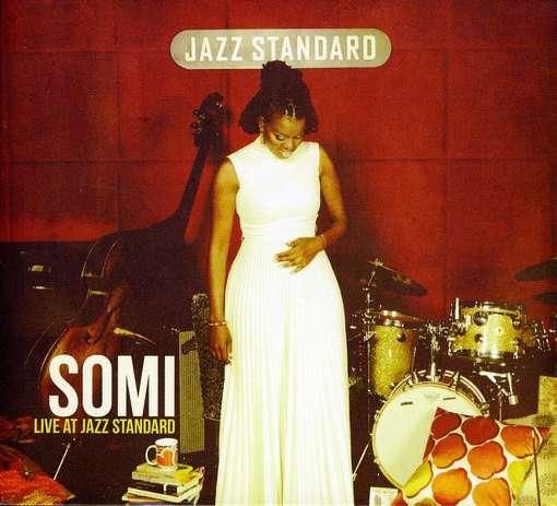 Live At Jazz Standard - Somi - Musik - PALMETTO - 0753957000325 - August 2, 2011