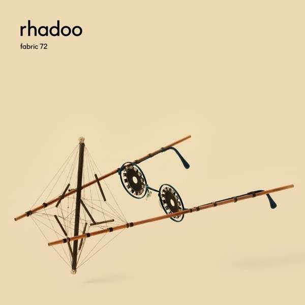 Fabric 72 - Rhadoo - Musik - FABRIC - 0802560014325 - October 24, 2013