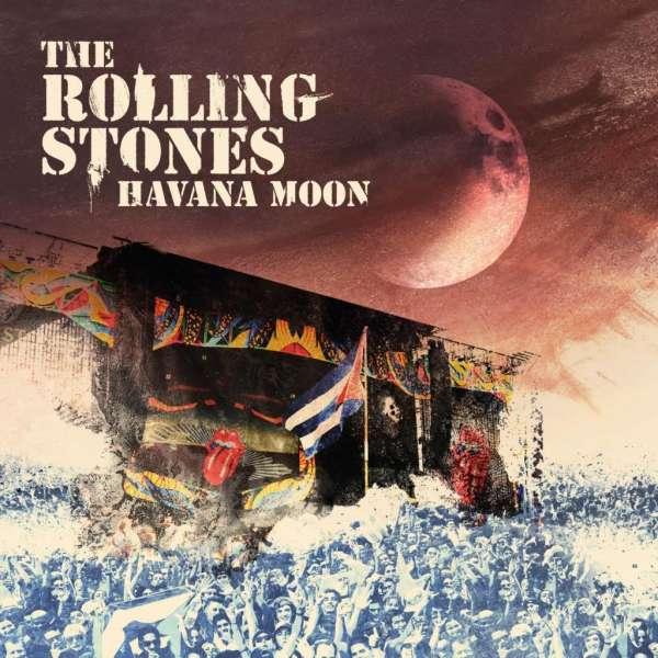 Havana Moon - The Rolling Stones - Musik - EAGLE ROCK ENTERTAINMENT - 5051300208325 - 16/2-2017