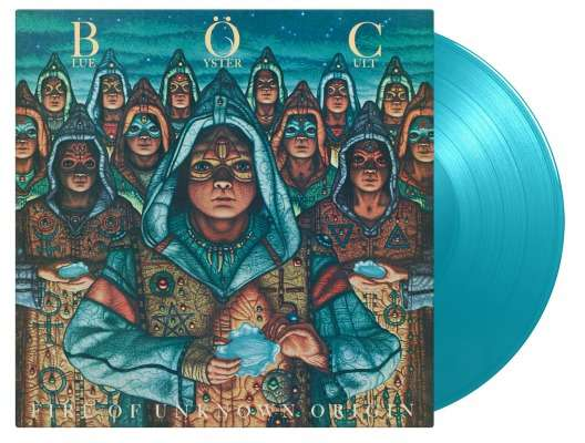 Fire of Unknown Origin - Blue Oyster Cult - Musik - MUSIC ON VINYL - 8719262012325 - August 21, 2020