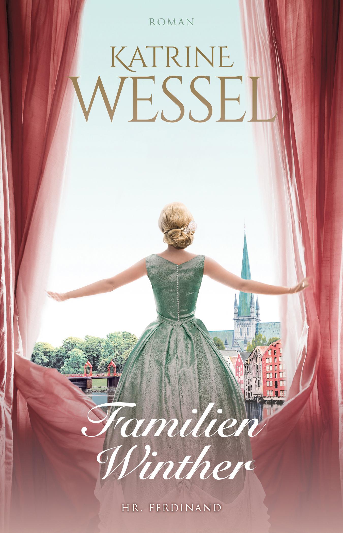 Familien Winther: Familien Winther - Katrine Wessel - Bøger - Hr. Ferdinand - 9788740063325 - 14/1-2021
