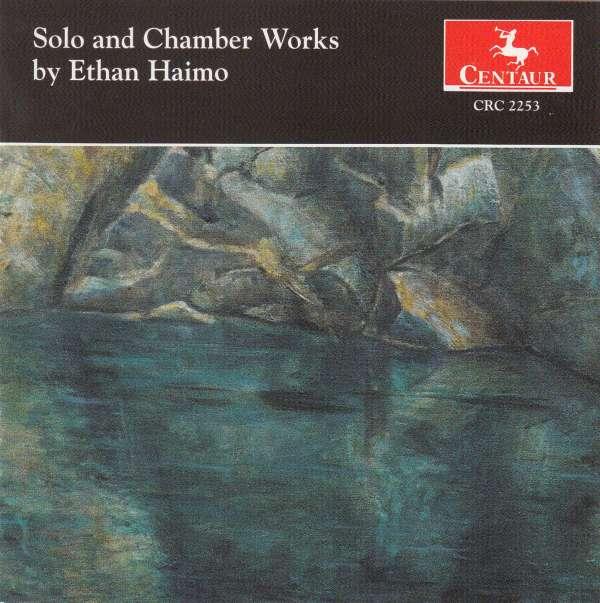 String Trio - Haimo - Musik - Centaur - 0044747225326 - 16/4-1996