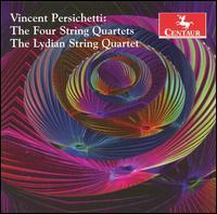 String Quartets - Lydian String Quartet - Musik - CENTAUR - 0044747283326 - 30/4-2014