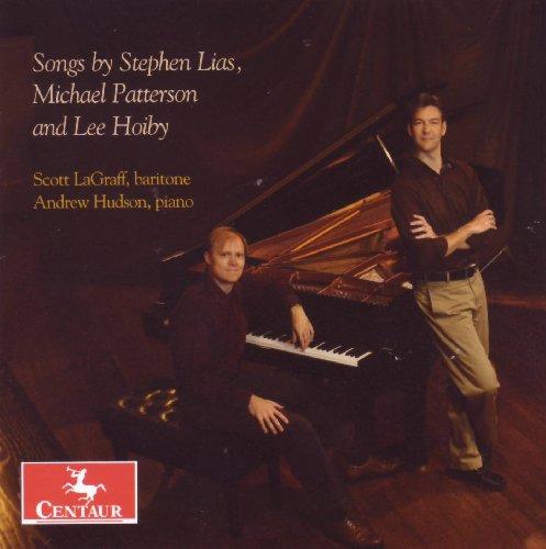 Songs of a Sourdough - Lagraff,scott / Hudson,andrew - Musik - Centaur - 0044747296326 - 28/7-2009