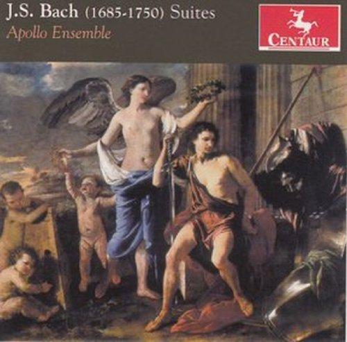 Suites - Apollo Ensemble - Musik - CENTAUR - 0044747308326 - 30. april 2014