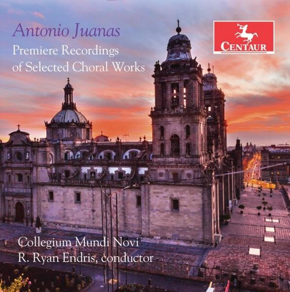 Choral Works - Collegium Mundi Novi - Musik - CENTAUR - 0044747366326 - August 2, 2019