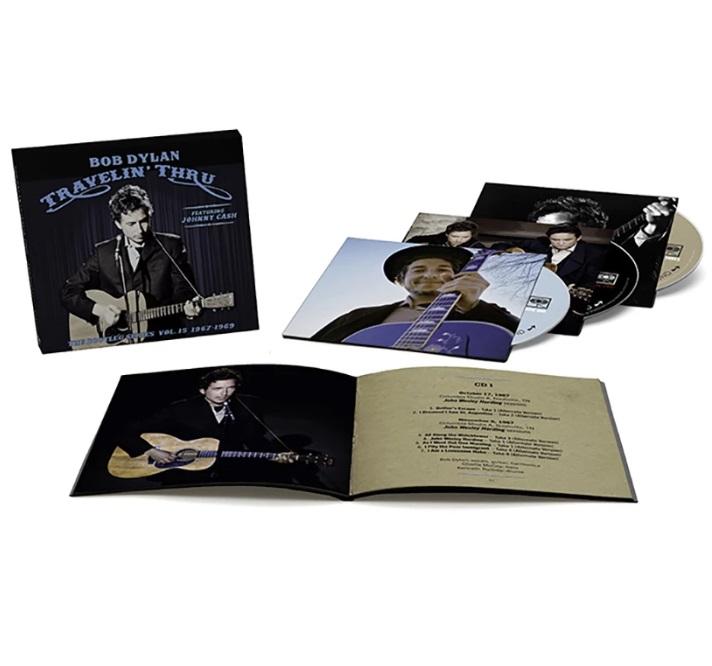 Bootleg Series 15: Travelin' Thru, 1967 - 1969 - Bob Dylan - Musik - COLUMBIA - 0190759819326 - November 1, 2019