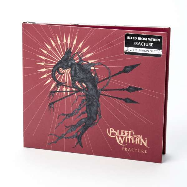 Fracture - Bleed from Within - Musik - CENTURY MEDIA - 0194397532326 - 22/2-2021