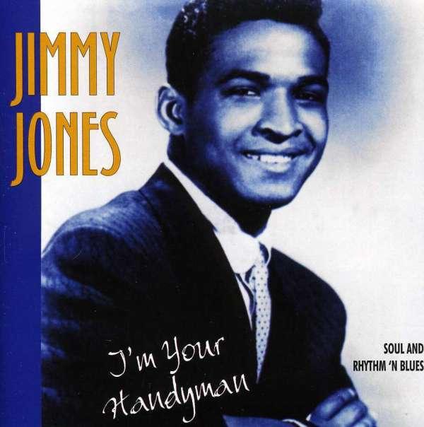I'm Your Handyman - Jimmy Jones - Musik - AIM - 0752211108326 - February 24, 2020