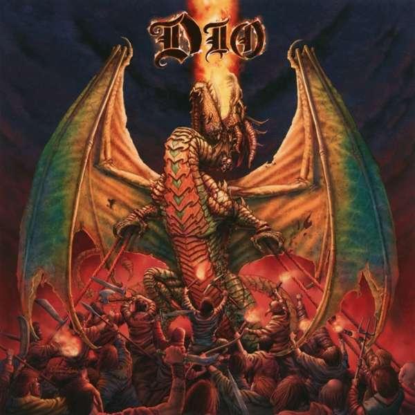 Killing The Dragon - Dio - Musik - BMG Rights Management LLC - 4050538488326 - 20/3-2020