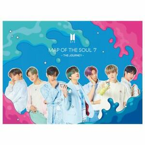 Map of the Soul: 7 - The Journey B-version - BTS - Musik - UNIVERSAL - 4988031385326 - 17/7-2020