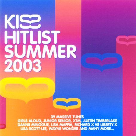 Kiss Hitlist Summer 2003 - Kiss Hitlist Summer 2003 - Musik - Universal - 0044003964327 - 14/8-2015
