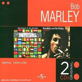 Survival / Catch a Fire - Marley,bob & the Wailers - Musik -  - 0044007713327 - 6/10-2006