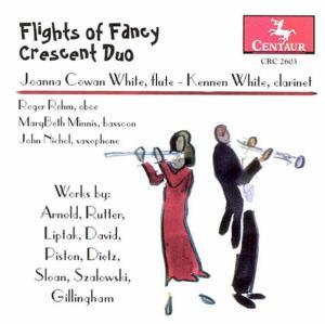 Flights of Fancy - Crescent Duo - Musik - CENTAUR - 0044747260327 - 17/4-2003