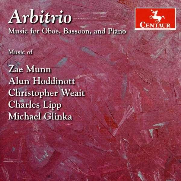 Arbitrio - Munn / Tait / Spaniol / Haag - Musik - Centaur - 0044747301327 - March 30, 2010