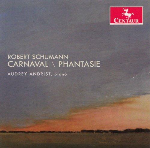 Carnavalphantasie - Audrey Andrist - Musik - CENTAUR - 0044747314327 - 21/3-2012