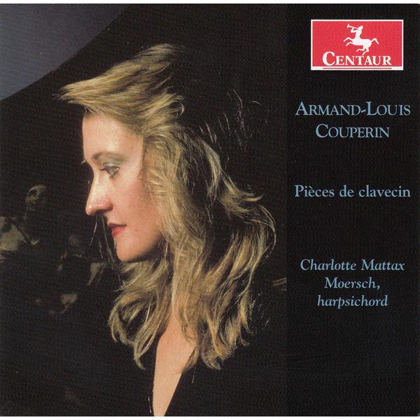 Pieces De Clavecin - L. Couperin - Musik - CENTAUR - 0044747330327 - 18. februar 2014