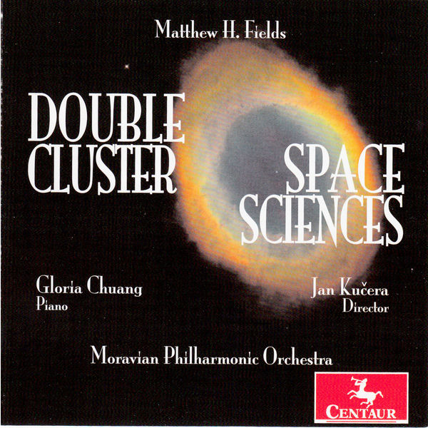 Double Cluster / Space Sciences - Moravian Philharmonic Orchestra - Musik - CENTAUR - 0044747343327 - 27/1-2016