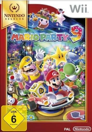 Mario Party 9,Wii.2135540 - Nintendo - Bøger - Nintendo - 0045496402327 -