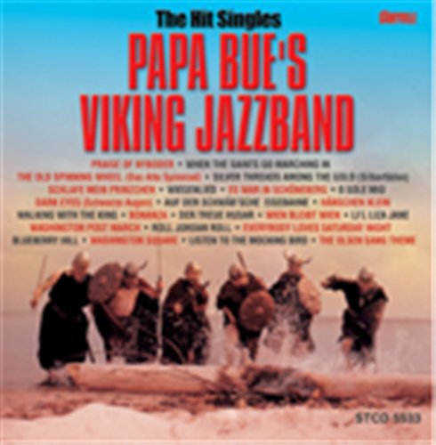 Hit Singles 1958-1969 - Papa Bue's Viking Jazz Band - Musik - STORYVILLE - 0717101553327 - 15/2-2001