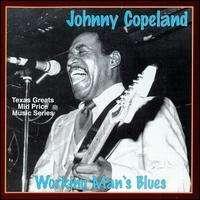 Working Man's Blues - Johnny Copeland - Musik - AIM - 0752211130327 - February 24, 2020