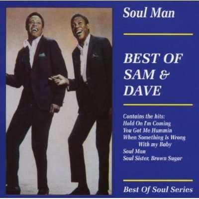 Soul Man - Sam & Dave - Musik - DEE 2 - 0752211200327 - March 27, 2020