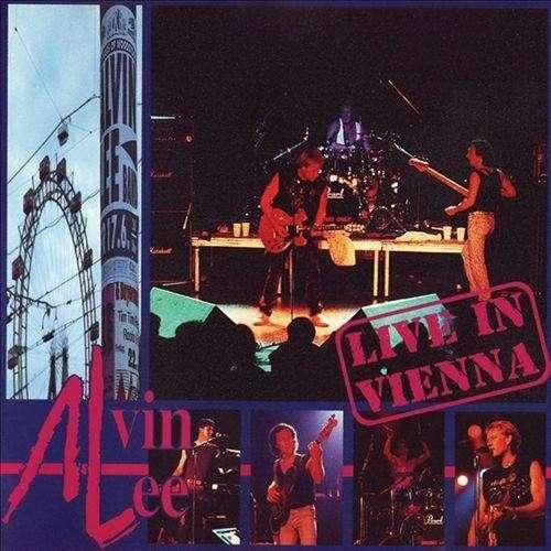 Live in Vienna - Alvin Lee - Musik - RAINMAN - 0809289150327 - 11/3-2015