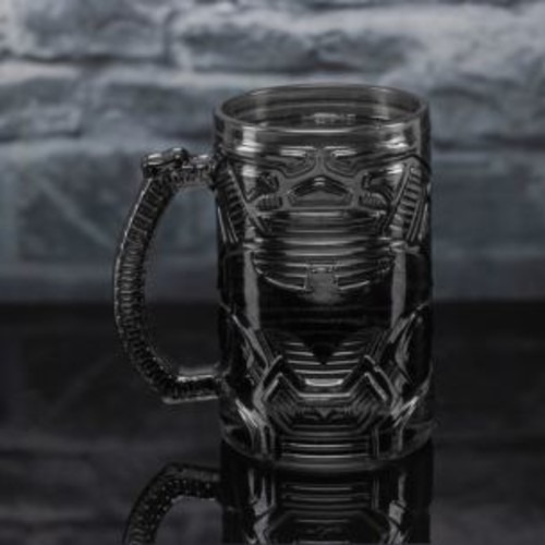 Batman Shaped Glass - Batman - Merchandise - DC COMICS - 5055964725327 -