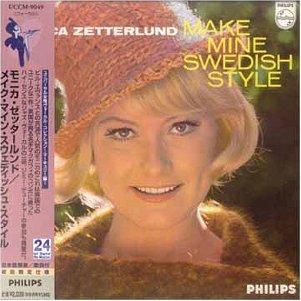 Make Mine Swedish Style / Monica Zetterlund - Monica Zetterlund - Musik -  - 0044001411328 - February 19, 2008