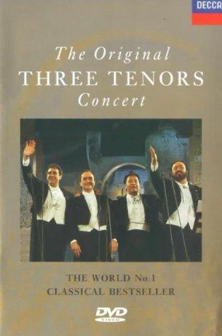Concert - Pavarotti / Domingo / Carrera - Film - DECCA - 0044007112328 - March 9, 2001