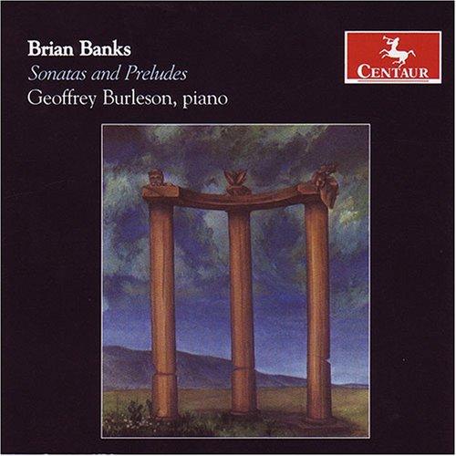 Sonatas & Preludes - Banks / Burleson - Musik - Centaur - 0044747289328 - 29/1-2008