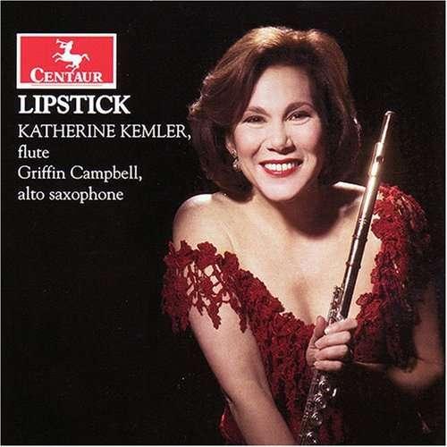 Lipstick - Veldhuis / Hayden / Dick / Higdon / Berge / Clarke - Musik - Centaur - 0044747292328 - 27/5-2008