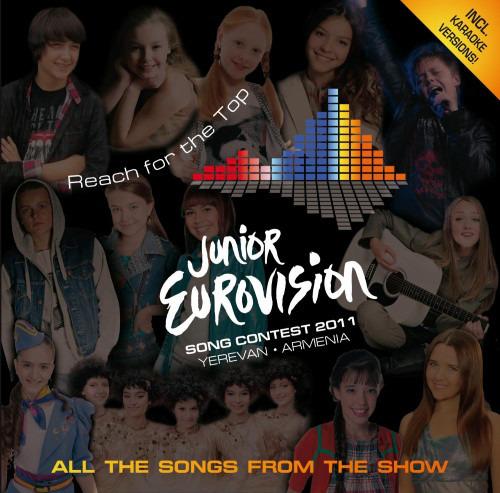 Junior Eurovision Song Contest - Various Artists - Musik - Emi - 5099909149328 -
