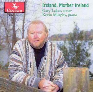 Ireland Mother Ireland - Lakes,gary / Murphy,kevin - Musik - CAV - 0044747224329 - 28/3-1995