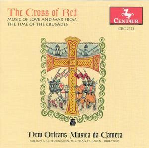 Cross of Red - Navarre / Marcabru / Anonymou - Musik - CENTAUR - 0044747237329 - 2004
