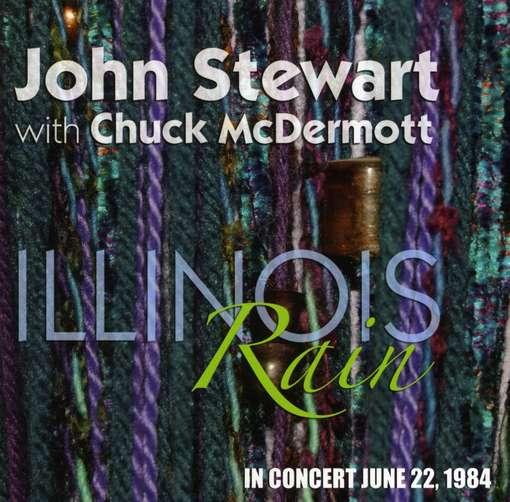 Illinois Rain - John Stewart - Musik - FOLK ERA - 0045507148329 - 18/10-2010