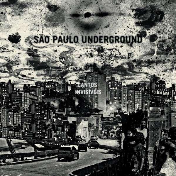 Cantos Invisiveis - Sao Paulo Underground - Musik - CUNEIFORM REC - 0045775042329 - September 30, 2016