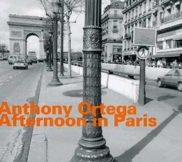 Afternoon in Paris - Ginesa Ortega - Musik - HATOLOGY - 0752156064329 - May 7, 2007