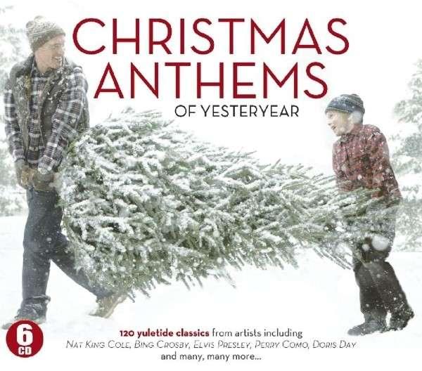 Various Artists - Christmas Anthems Of.. - Musik - GO! ENTERTAIN - 5051255731329 - December 14, 2020