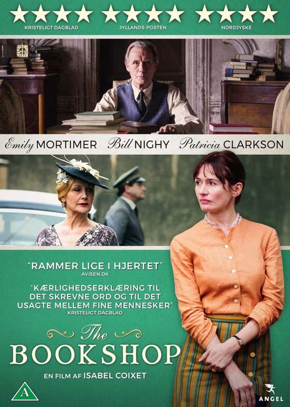 The Bookshop - Emily Mortimer - Film -  - 5712976001329 - 26/9-2019