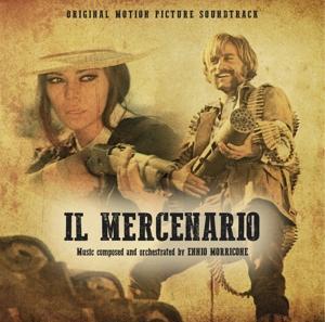 Il Mercenario - Ennio Morricone - Musik - MONTE STELLA RECORDS - 8718627225332 - 20/7-2017