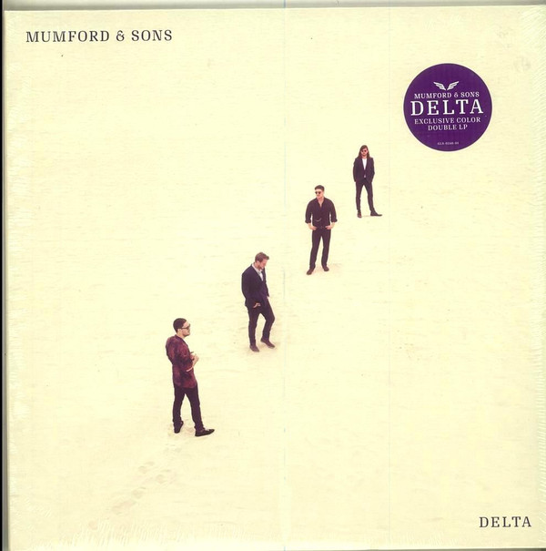 Delta (Indie Exl Lp) - Mumford & Sons - Musik - ALTERNATIVE - 0810599022334 - 1970