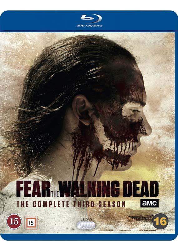 Fear the Walking Dead - The Complete Third Season - Fear the Walking Dead - Film -  - 7340112741334 - 7/12-2017