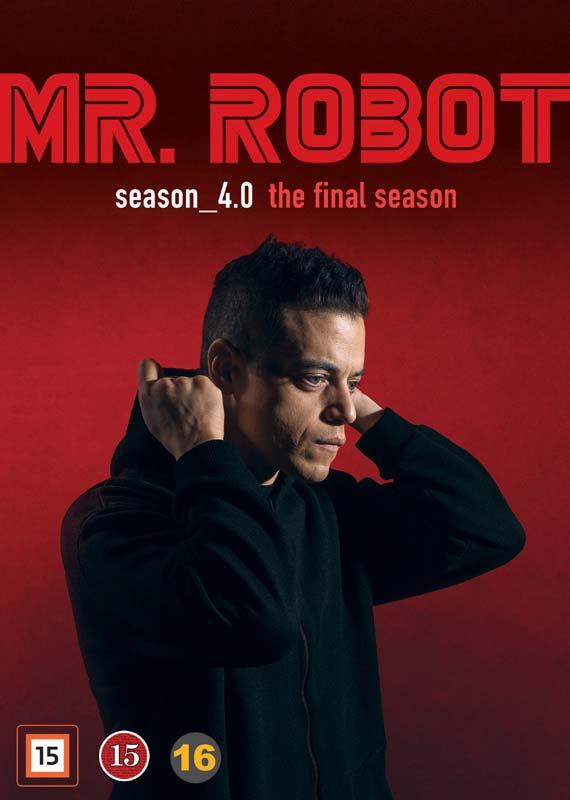 Mr Robot - Season 4 - Mr. Robot - Film -  - 5053083213336 - 27/4-2020