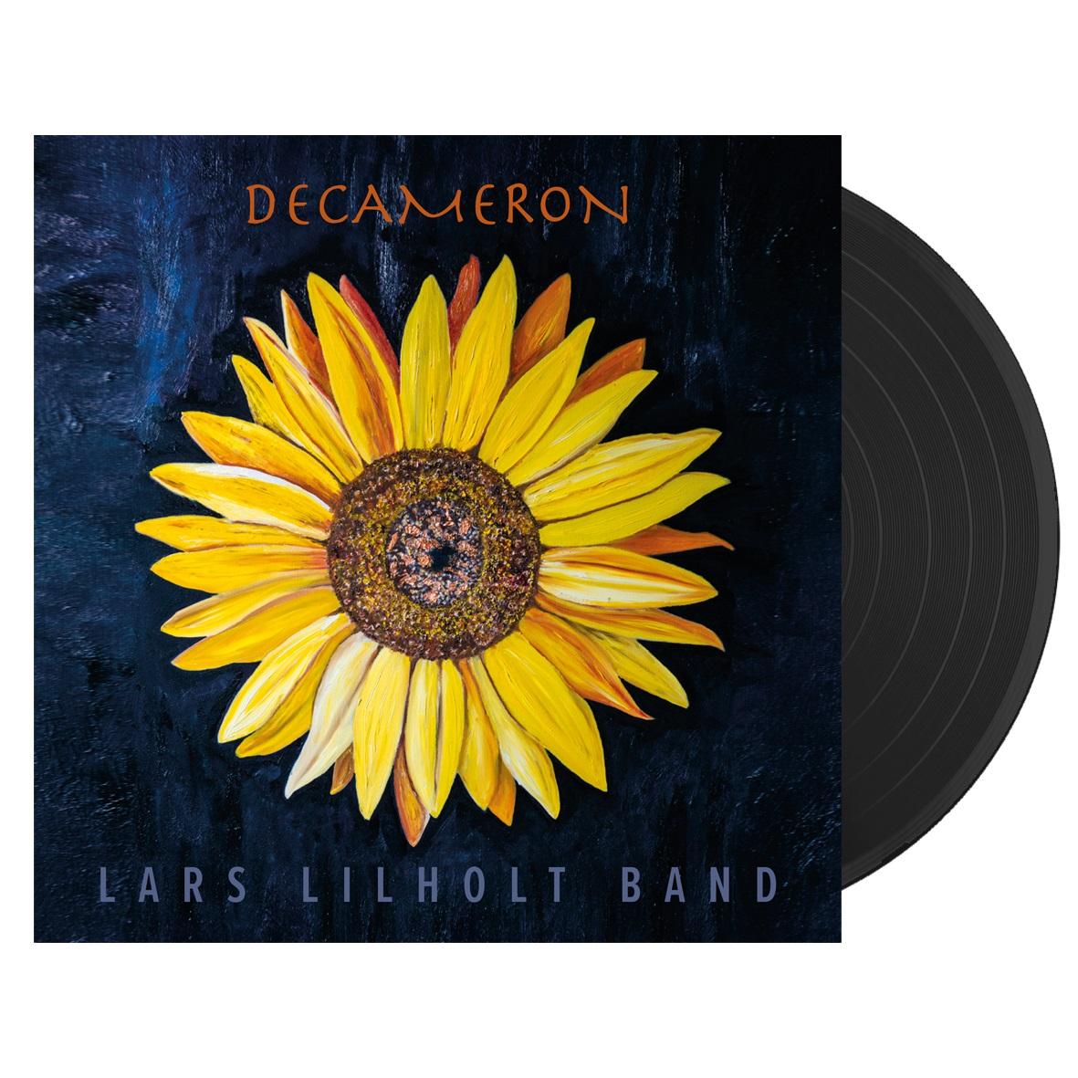 Decameron - Lars Lilholt - Musik - Music Manager - 5712192003336 - 23. april 2021