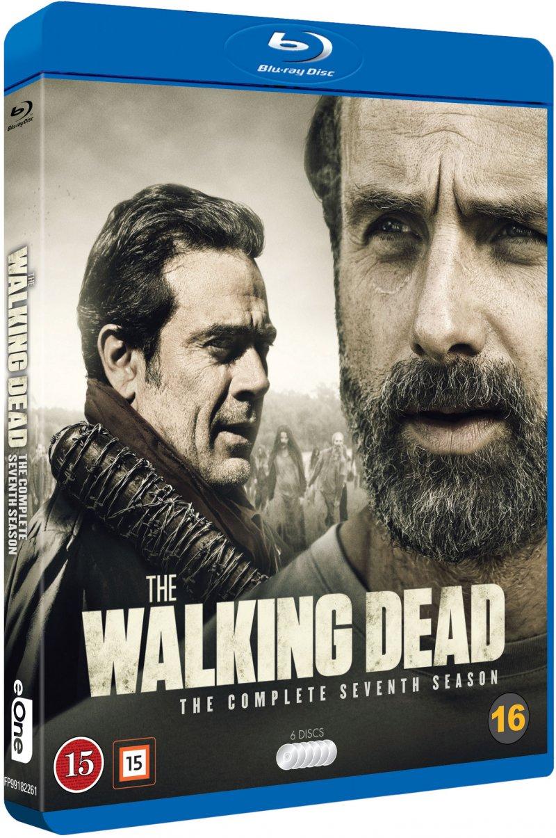 The Walking Dead - Season 7 - Walking Dead - Film - FOX - 7340112740337 - 28. september 2017