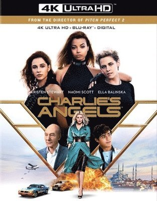 Charlie's Angels - Charlie's Angels - Film -  - 0043396549340 - March 10, 2020