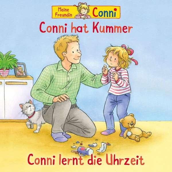 64: Conni Hat Kummer / Conni Lernt Die Uhrzeit - Conni - Musik - KARUSSELL - 0602435366340 - February 19, 2021